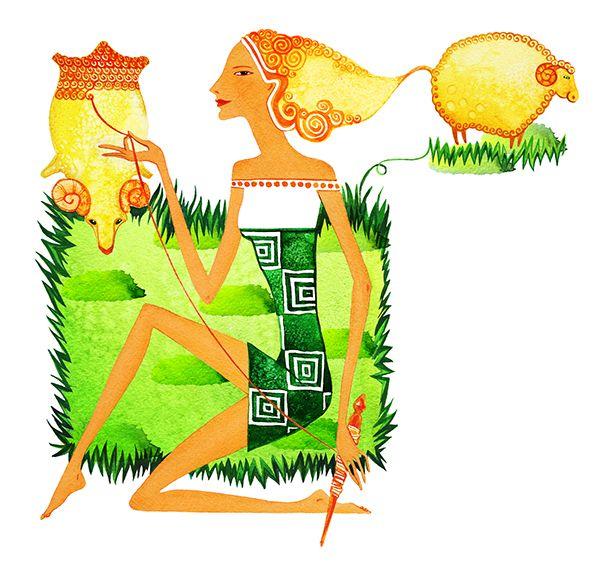 moteris avinas