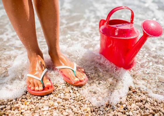 Kuo naudingas jūros vanduo?