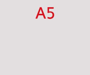 Reklamos pozicija A5 pvz